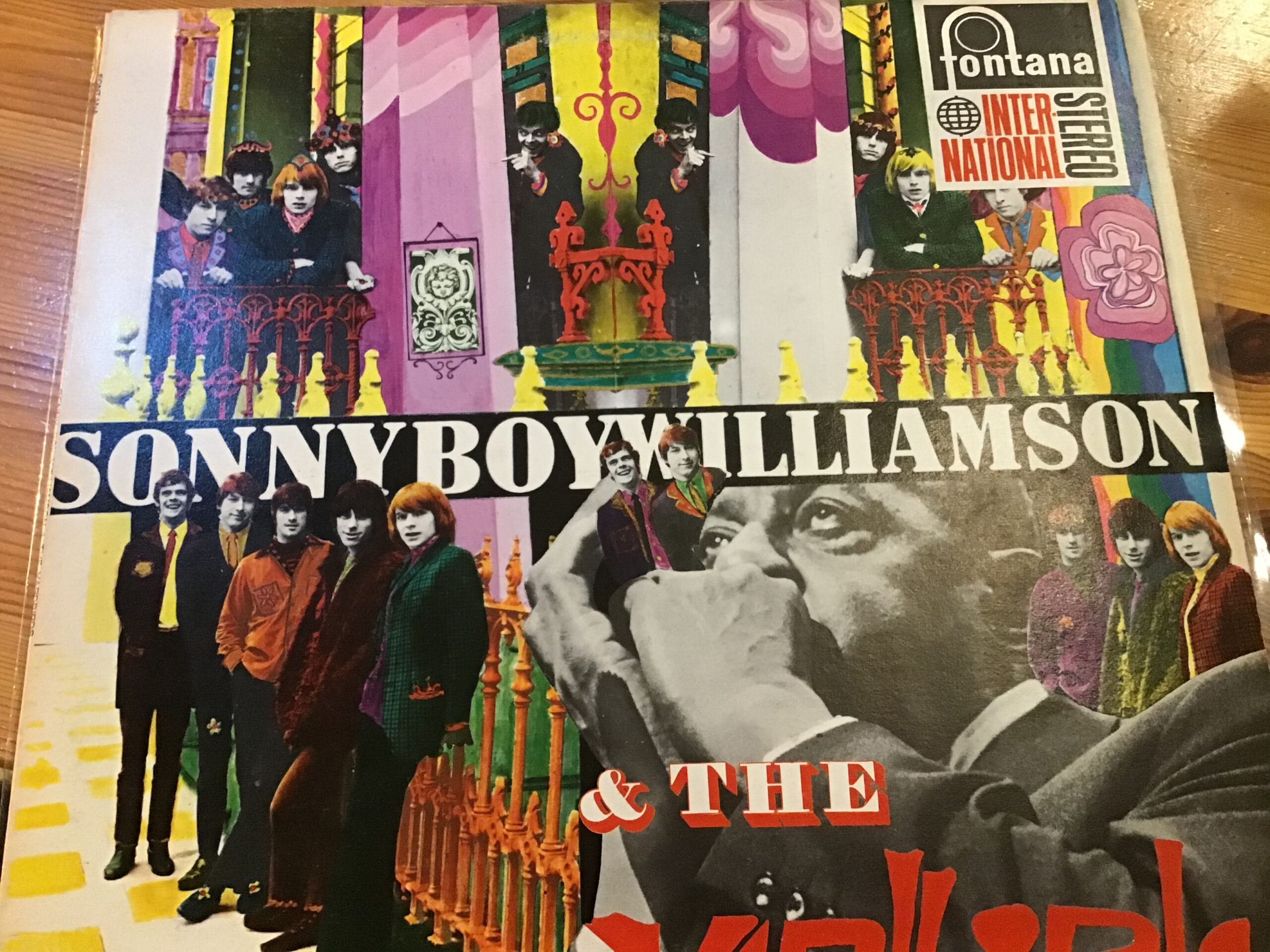 SonnyBoy Williamson