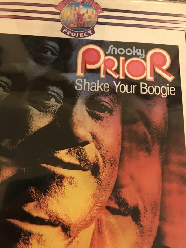 Snooky Prior